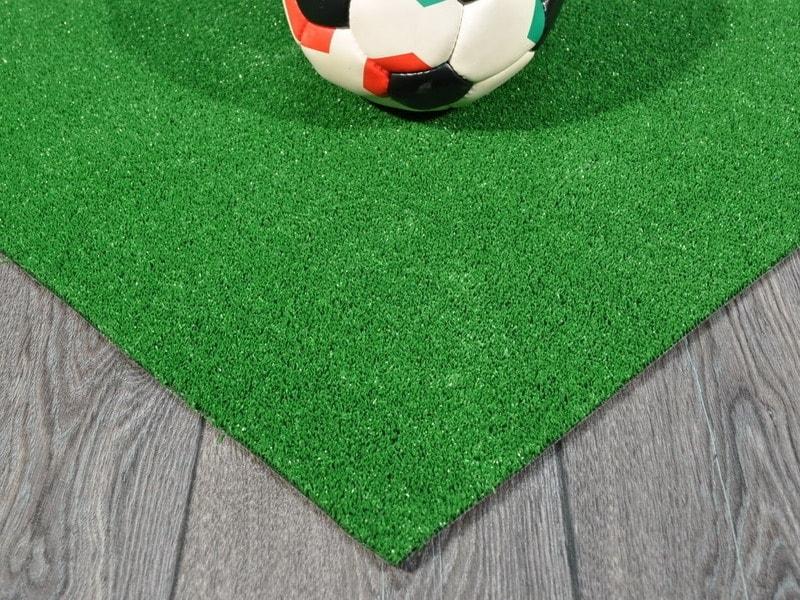 tappeto basic green