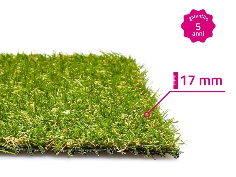 prato sintetico giardino 17