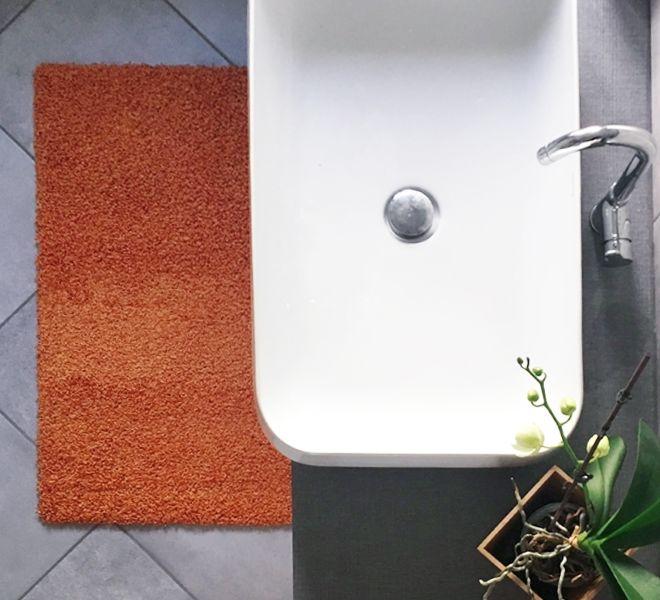 tappeto per il bagno