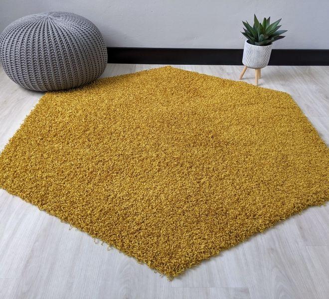 tappeto esagonale per ingresso